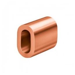 Koppar Presslås 6mm
