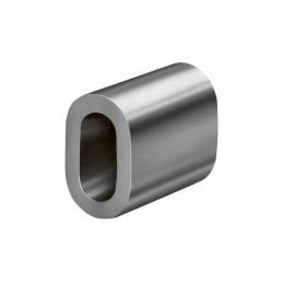 Aluminiun presslås 9mm